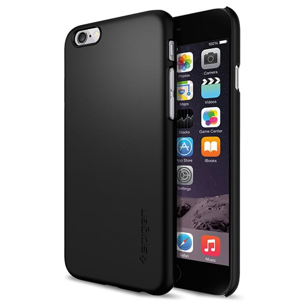SGP iPhone 6 Case Thin Fit Black