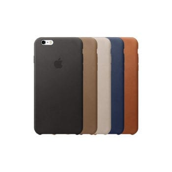 Apple iPhone 6S Leather Case