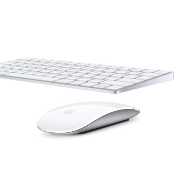 iMac Apple Magic Keyboard + Magic Mouse 2