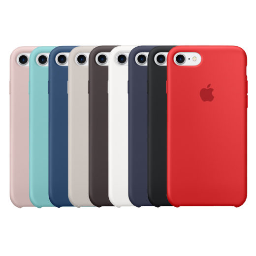 Apple iPhone 7 Silicone Case