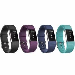 Fitbit Charge 2 Large / Black