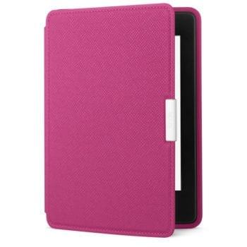 Amazon Kindle Paperwhite Leather Case Pink